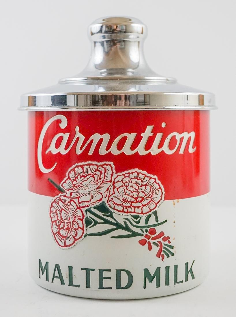 Carnation Malted Milk Tin