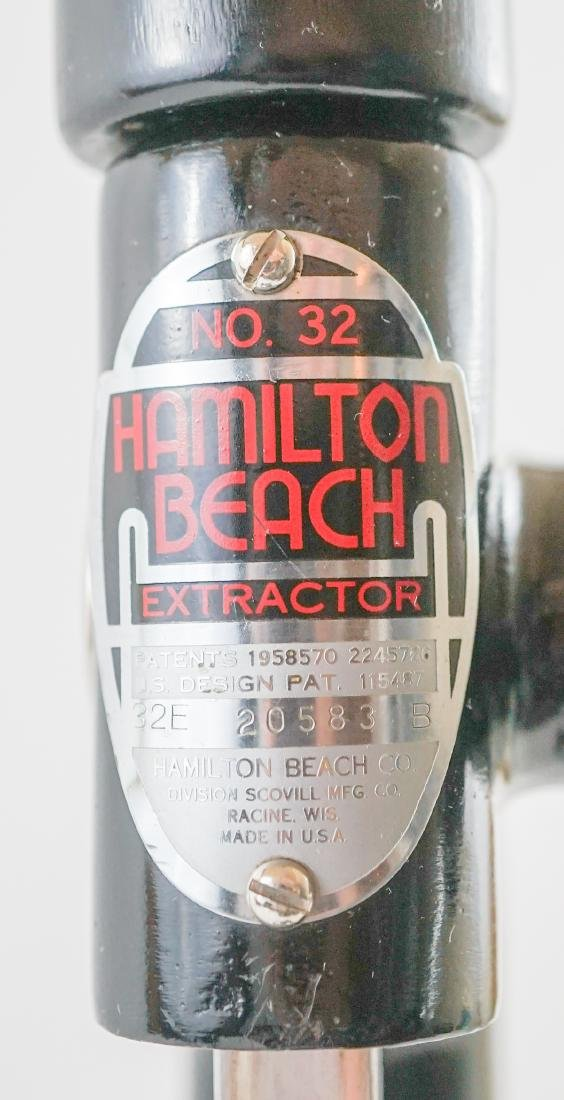 Hamilton Beach No.32 Juice Extractor - 2