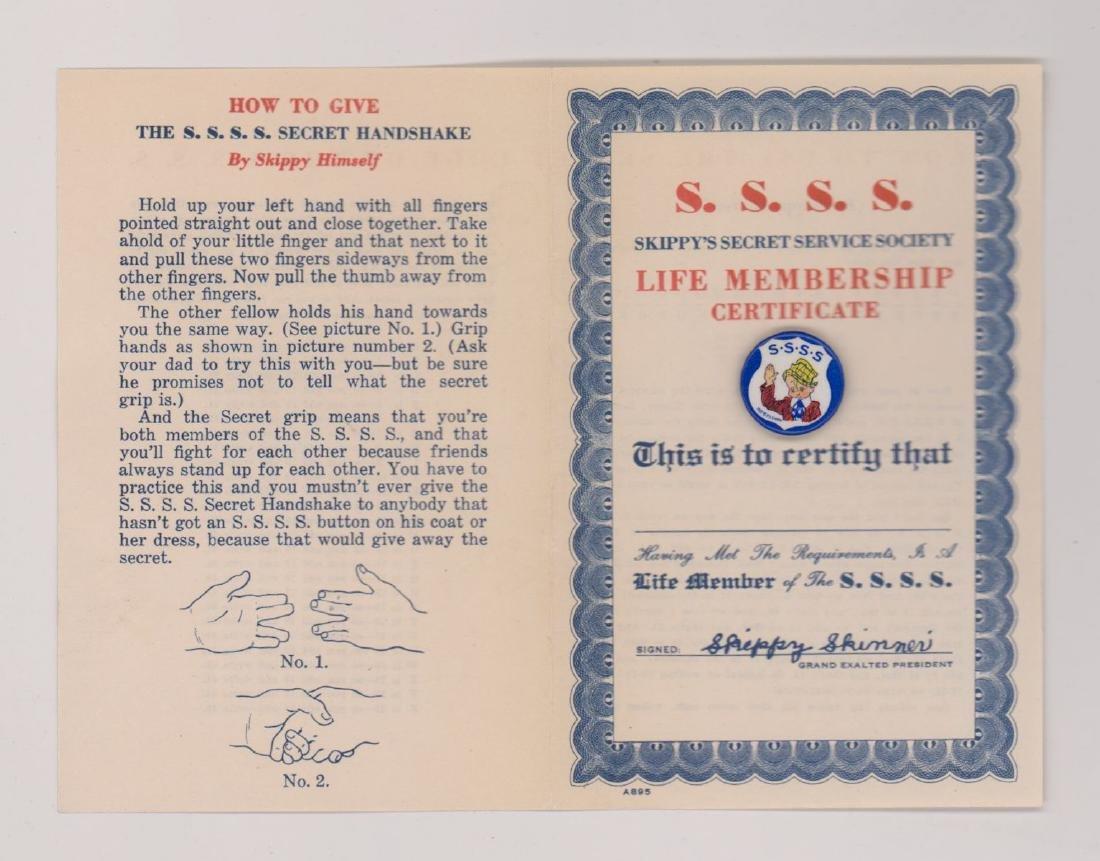 Skippy Skinner Life Membership Kit - 3