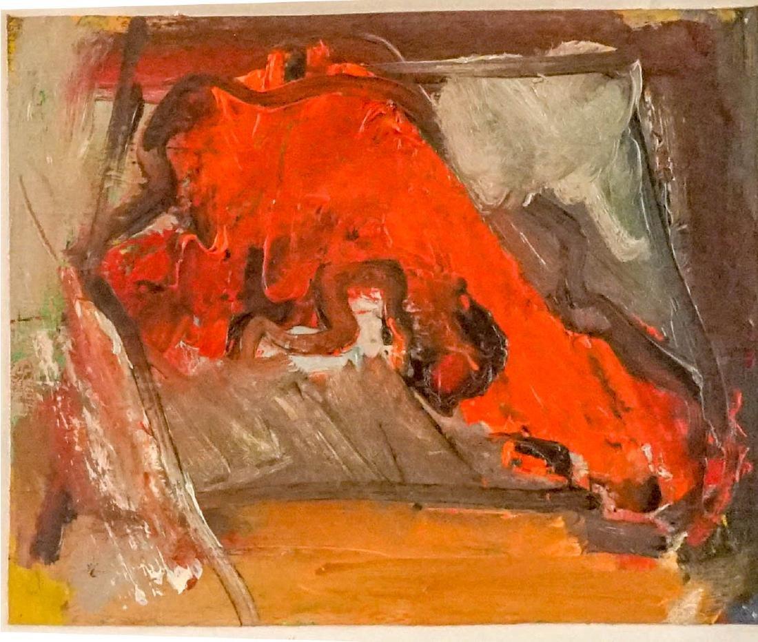 Eugene Pizzuto (Washington 1925-2004)