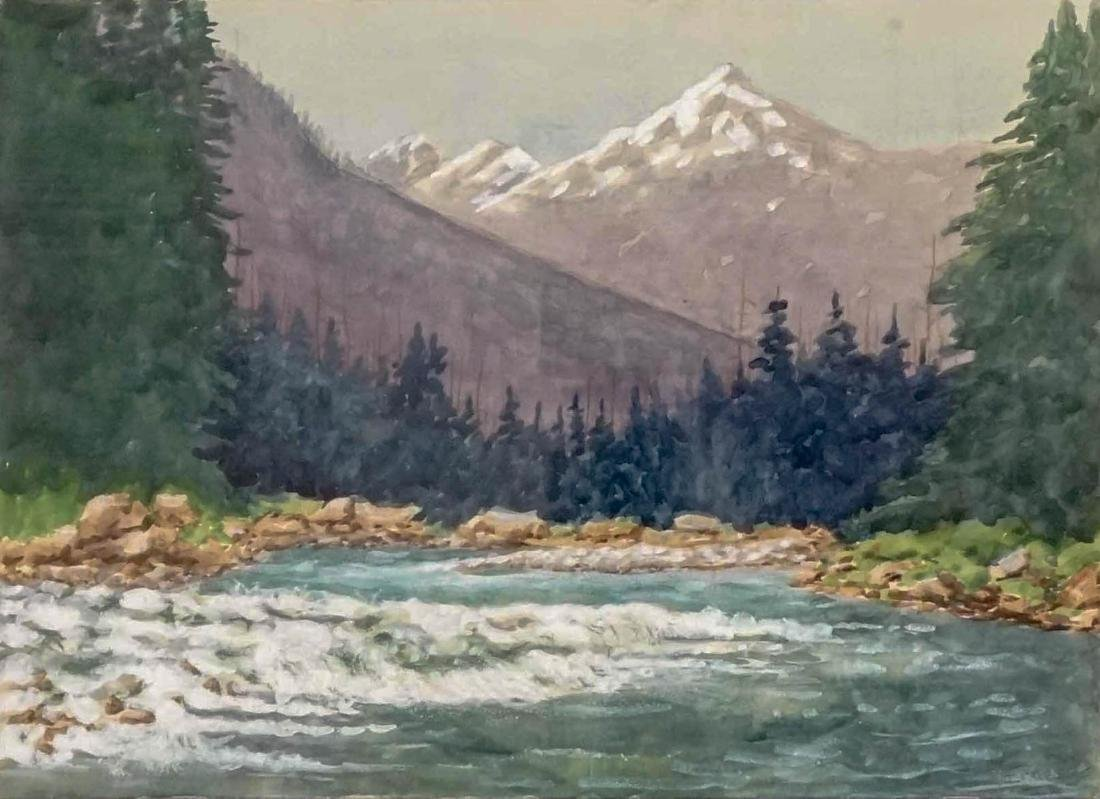 Richard Ernesti (Colorado, Washington 1856 - 1946)