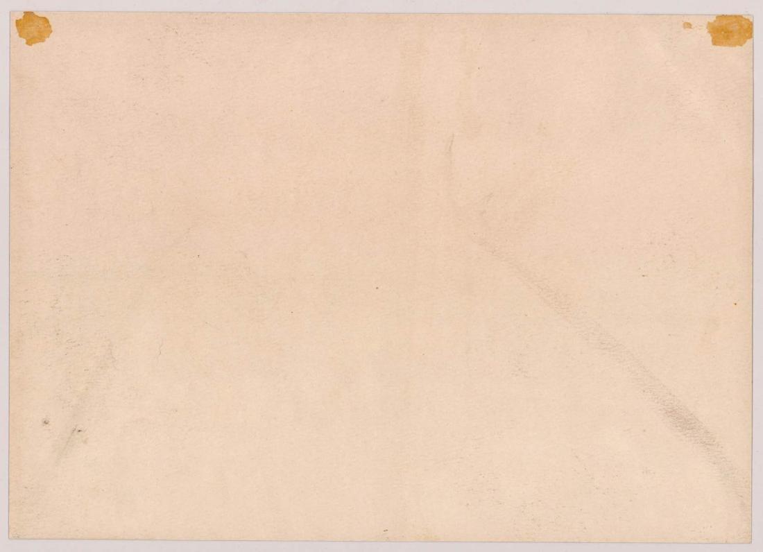 Giovanni Romagnoli (1893-1976) Watercolor - 4