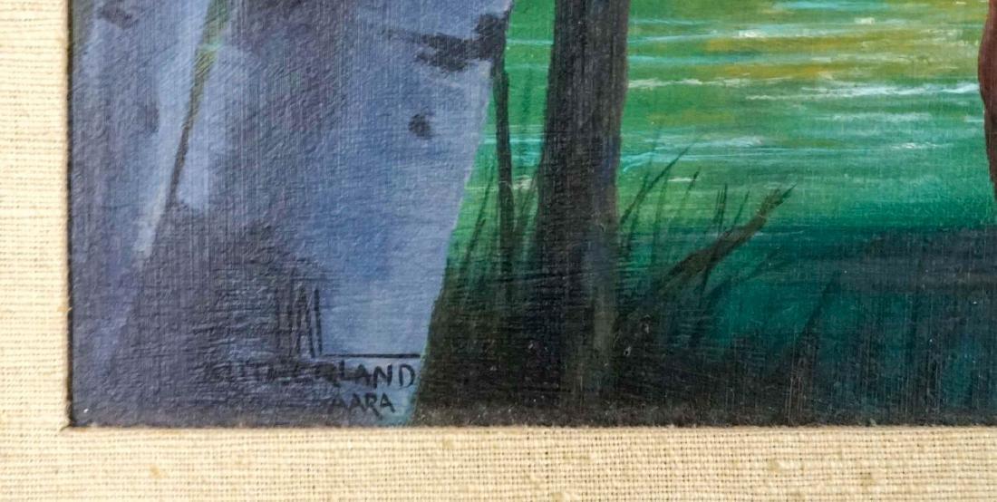 Hal Sutherland Oil Painting - 3