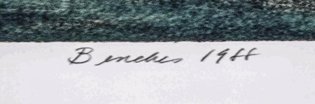 Harold Altman Signed Lithograph - 4