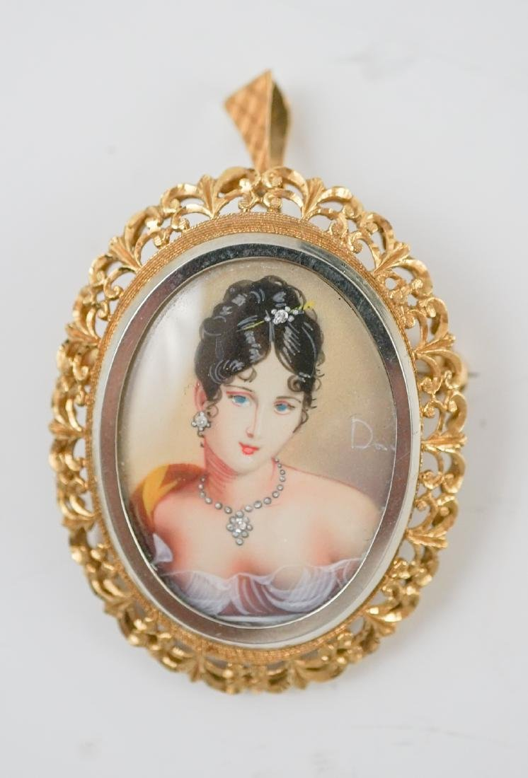 Group of Vintage and Antique Jewelry - 6