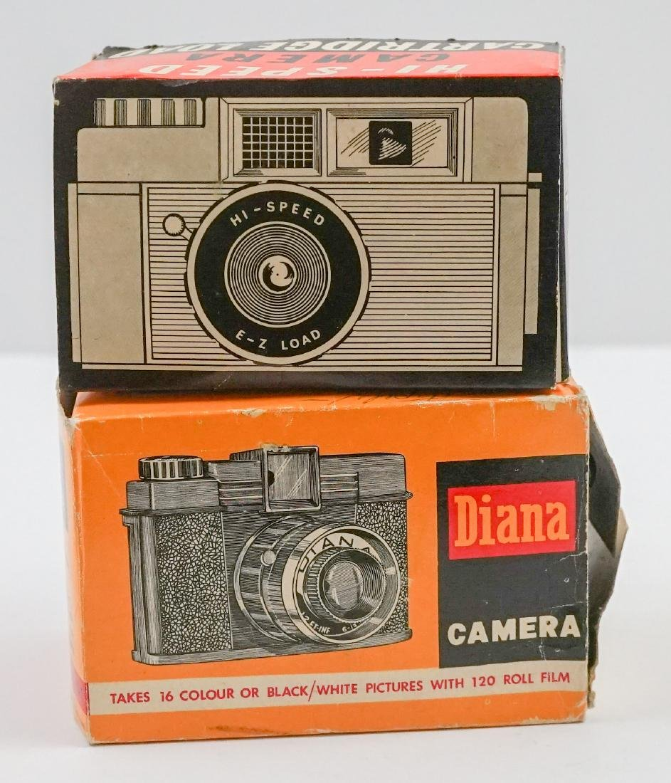 Box of Old Cameras - 3
