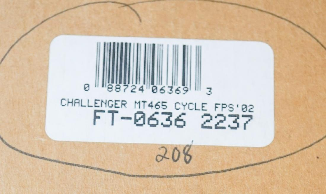 Challenger MT465 Cycle FPS '02 Pedal Tractor MIB - 2
