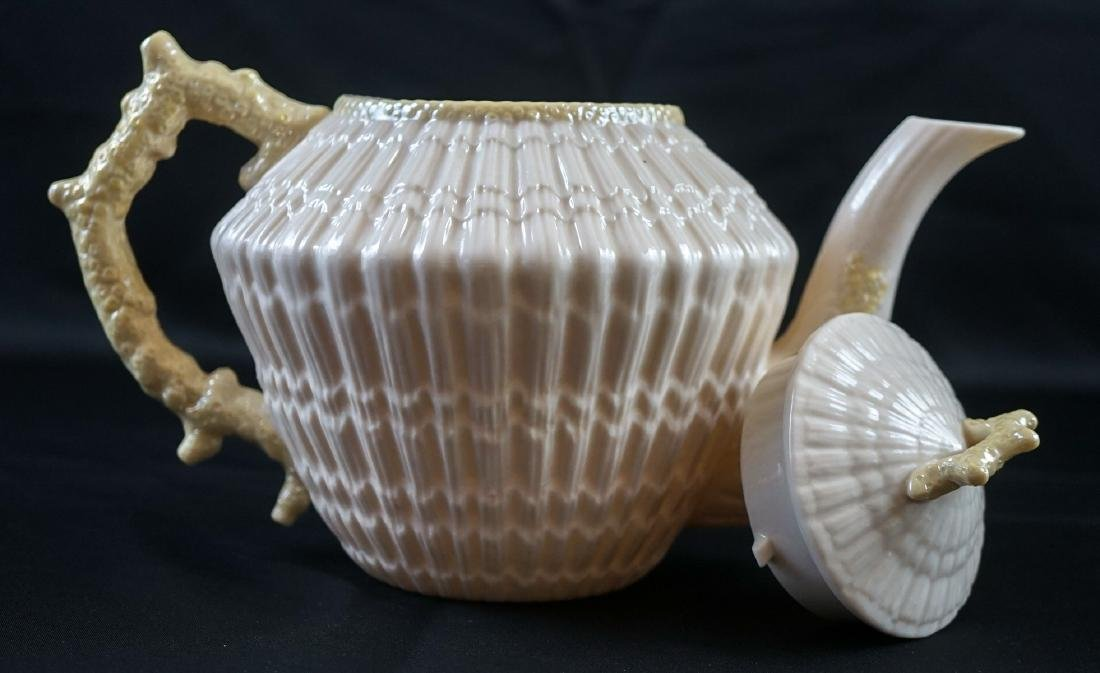 Eight Pieces of Belleek Fine China - 2