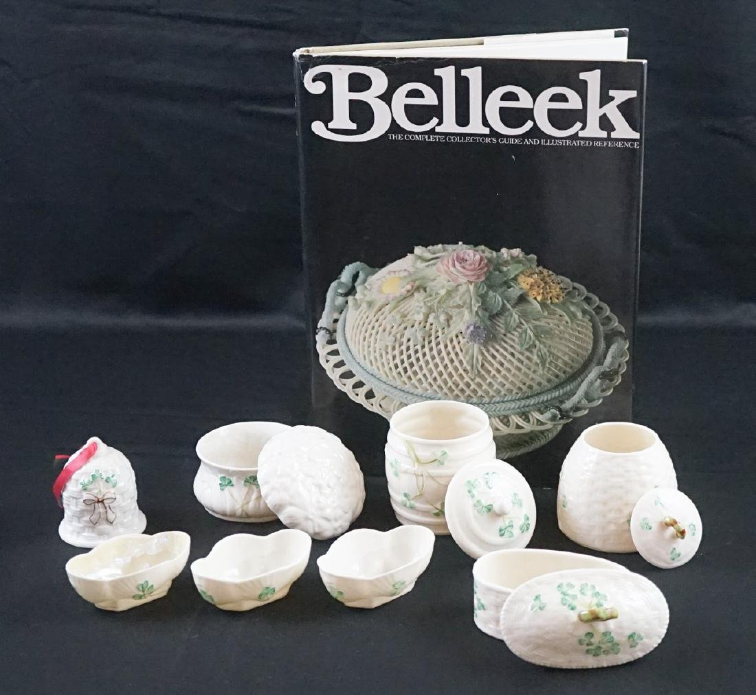 Belleek China Small Pieces