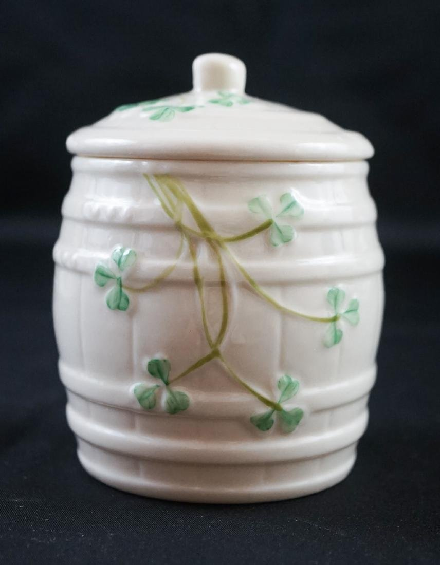 Belleek China Small Pieces - 3