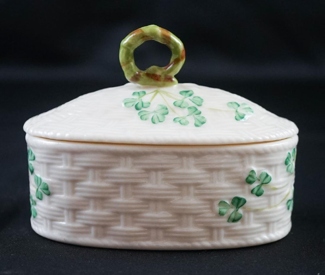 Belleek China Small Pieces - 5