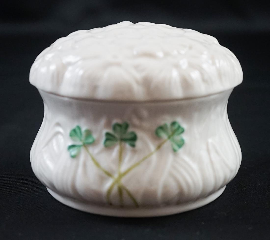 Belleek China Small Pieces - 7