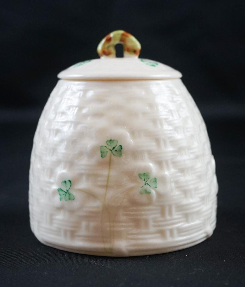 Belleek China Small Pieces - 9