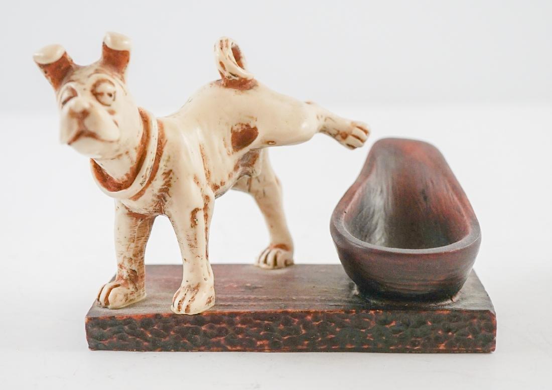 Group of Dog Figurines - 2