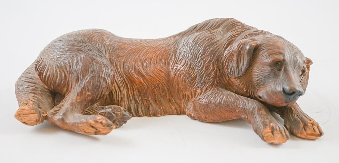 Group of Dog Figurines - 3