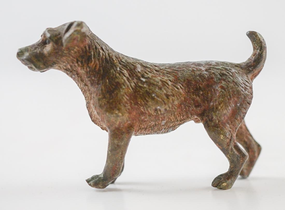 Group of Dog Figurines - 9