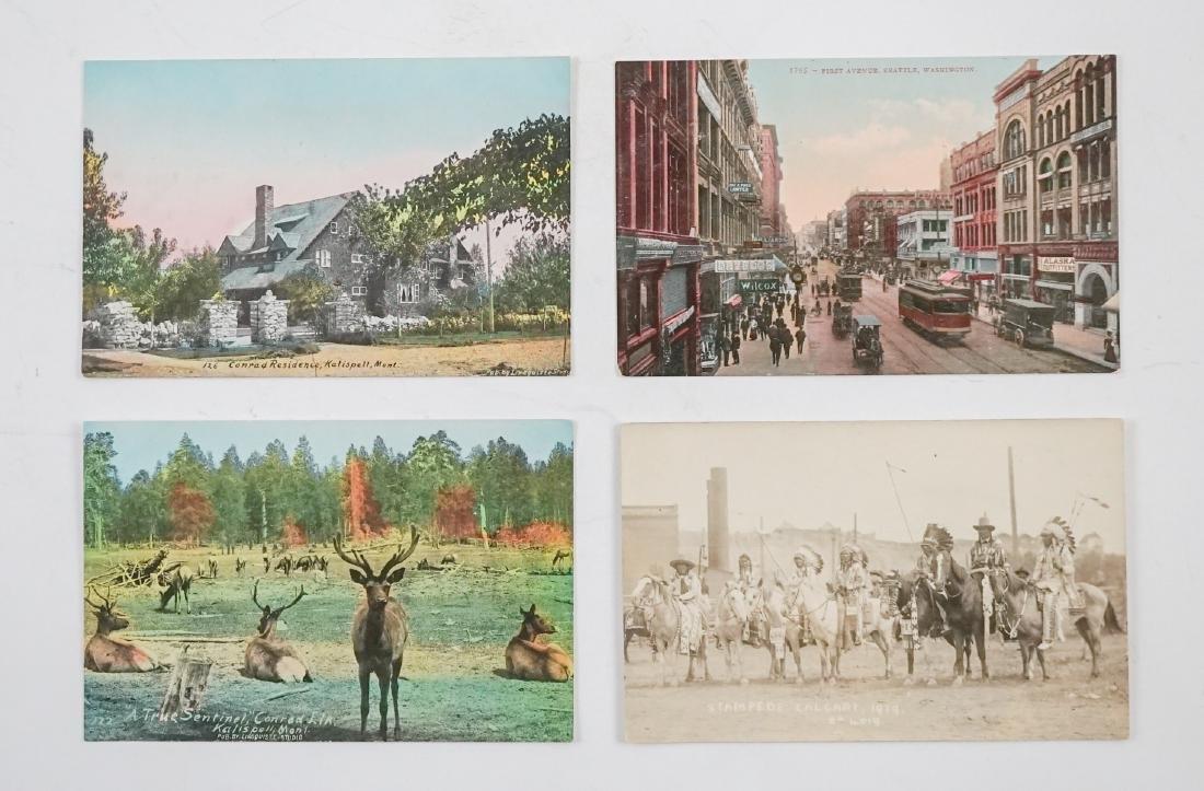 Native American Postcards, Passport Cases - 6