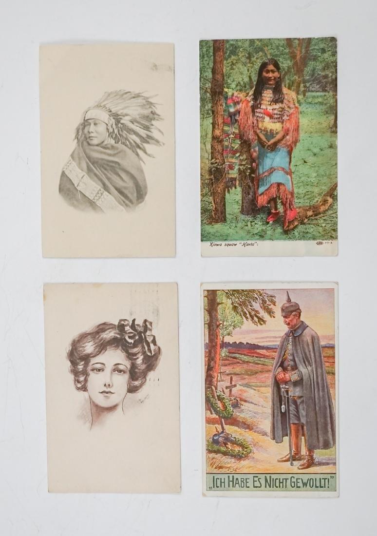Native American Postcards, Passport Cases - 7
