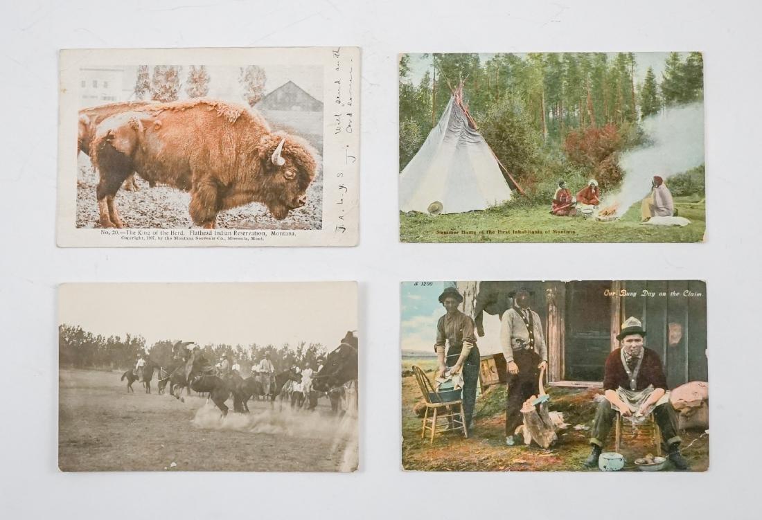 Native American Postcards, Passport Cases - 8