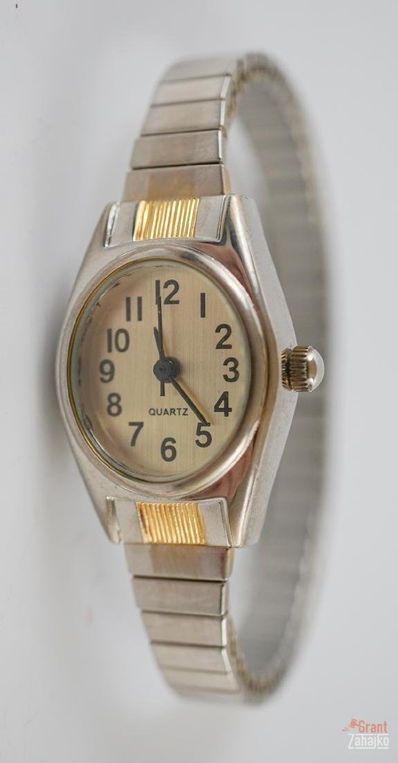 Ladies Wrist Watches, One 14k & One S. Ray Lugs - 6