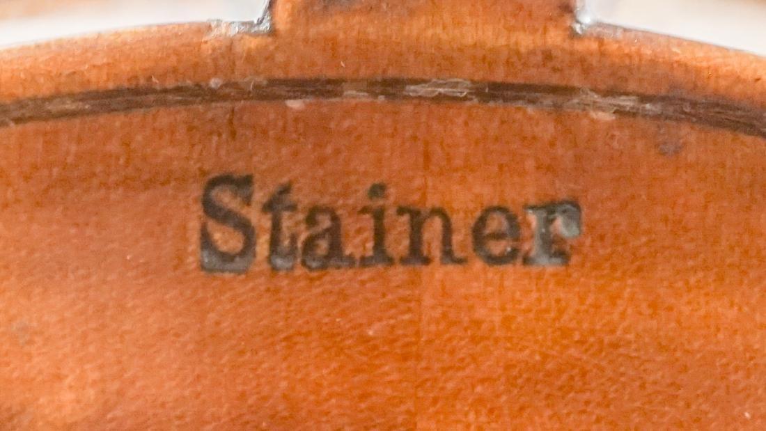 Vintage Stainer Violin - 7
