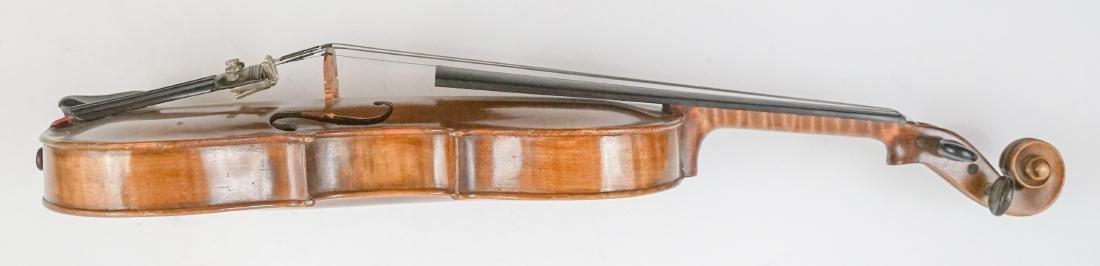 Vintage Stainer Violin - 9