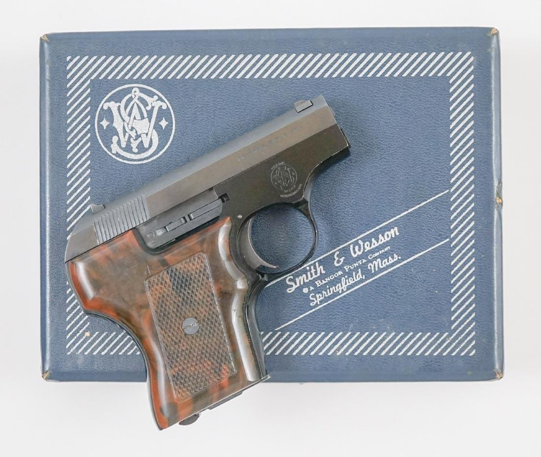 Smith & Wesson Escort .22 Semi-Auto Pistol