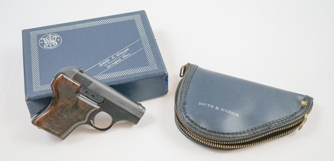 Smith & Wesson Escort .22 Semi-Auto Pistol - 2