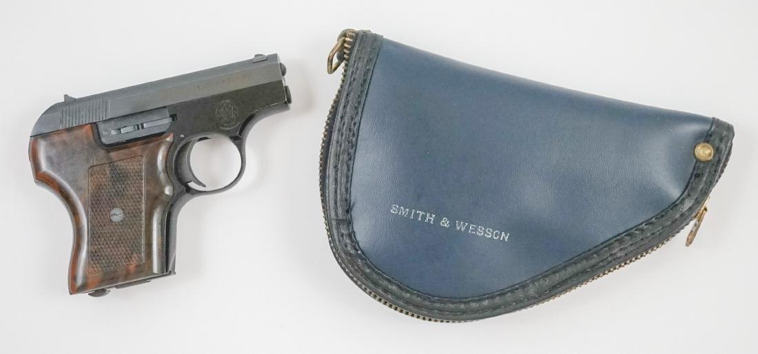 Smith & Wesson Escort .22 Semi-Auto Pistol - 3