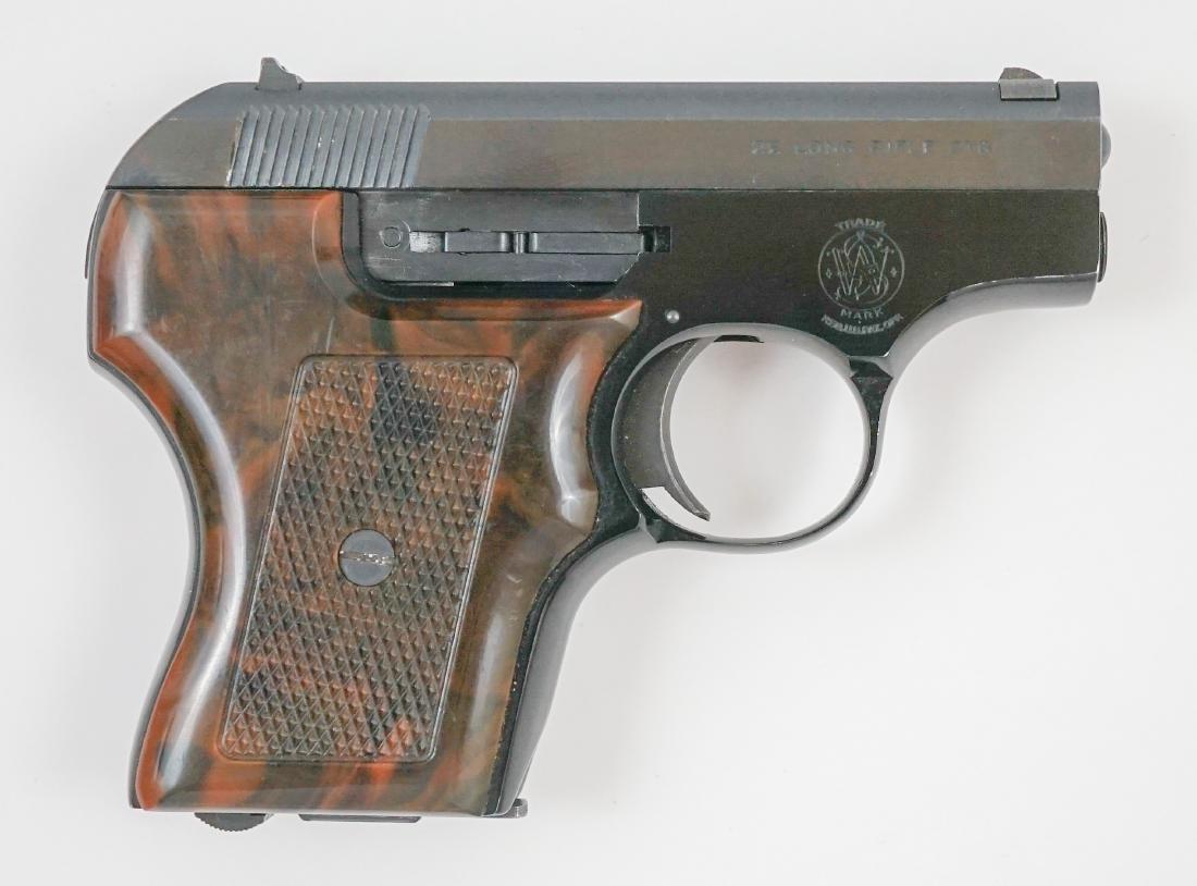 Smith & Wesson Escort .22 Semi-Auto Pistol - 4