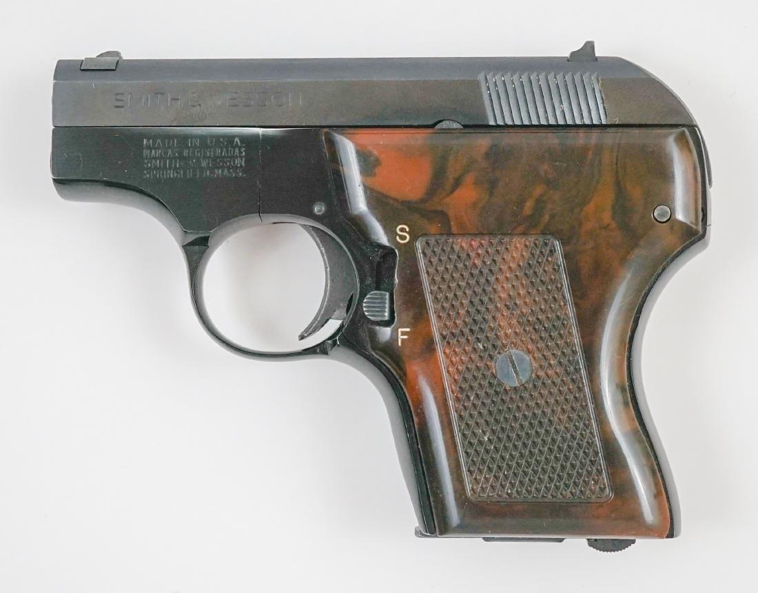 Smith & Wesson Escort .22 Semi-Auto Pistol - 5