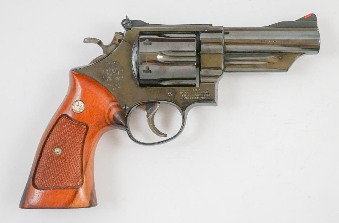 Smith & Wesson .44 Magnum with Box Model 29-2 - 3