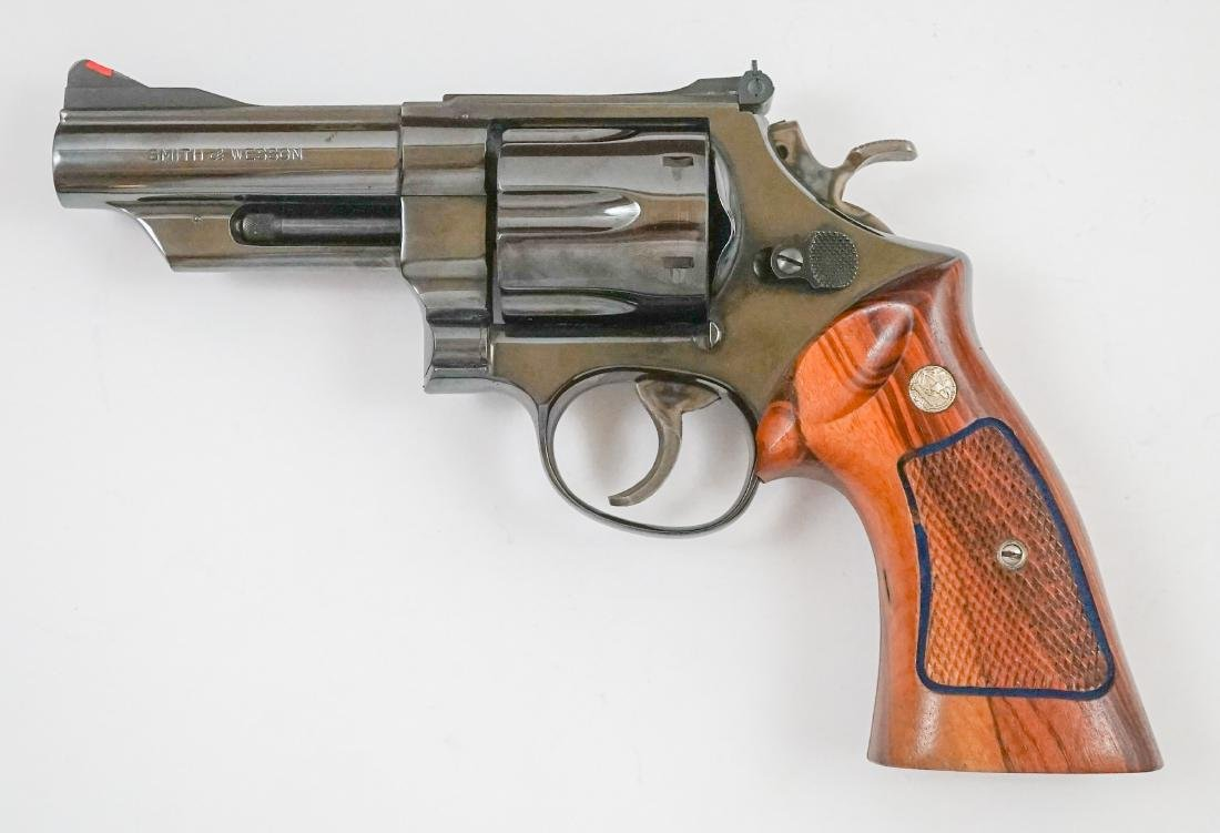 Smith & Wesson .44 Magnum with Box Model 29-2 - 4
