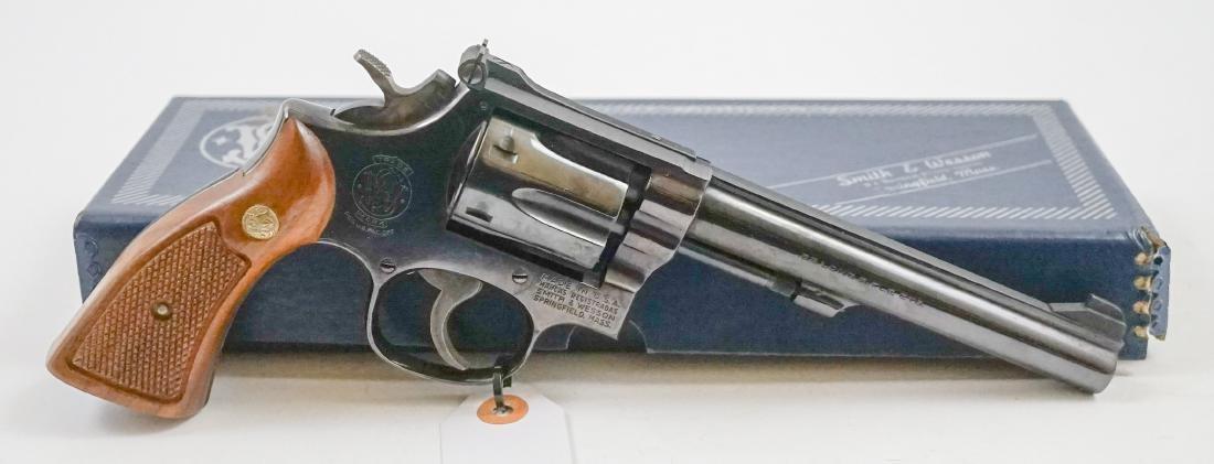 Smith & Wesson Model 17-3 .22 Revolver - 2