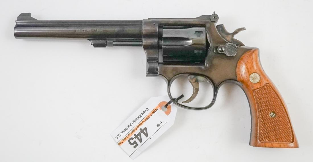 Smith & Wesson Model 17-3 .22 Revolver - 4