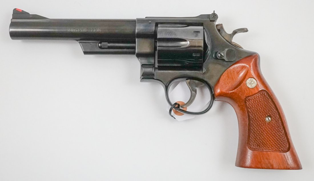Smith & Wesson .44 Magnum Revolver - 6