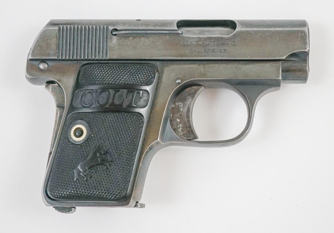 Colt .25 Pistol with Box - 2