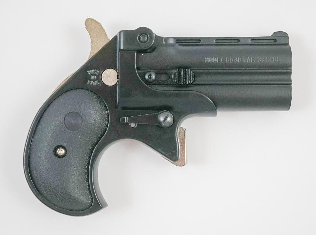 Cobra Model CB 38 .38 - 2
