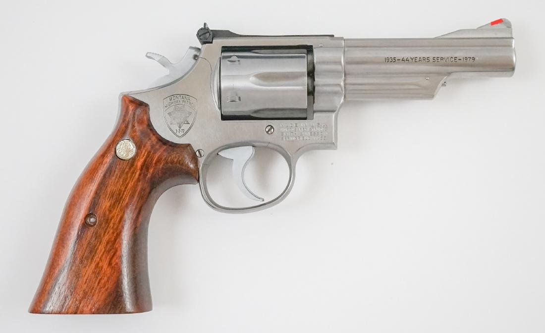 Smith & Wesson Model 66 .357 Police Issue - 3