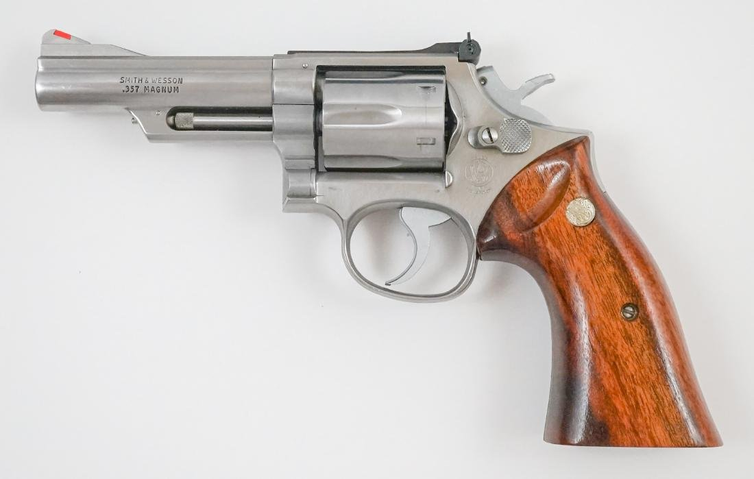 Smith & Wesson Model 66 .357 Police Issue - 4