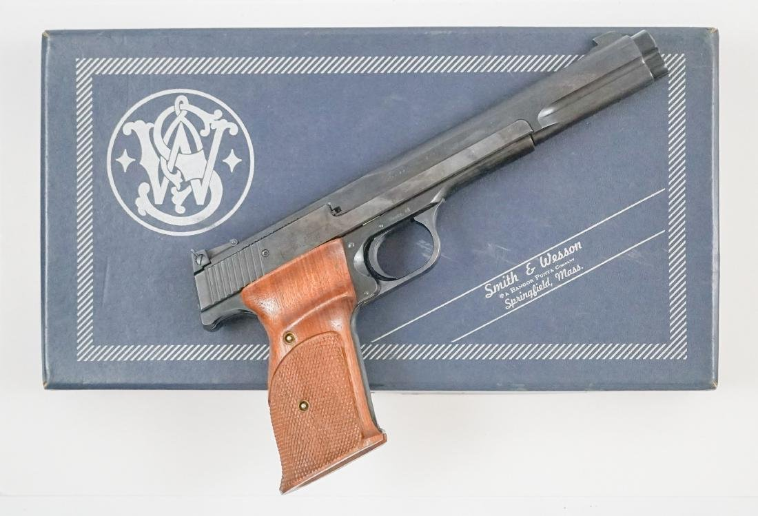 Smith & Wesson .22 Model 41 with Original Box