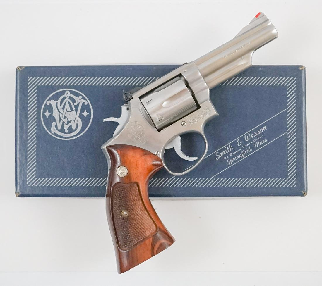 Smith & Wesson .357 Magnum Model 66