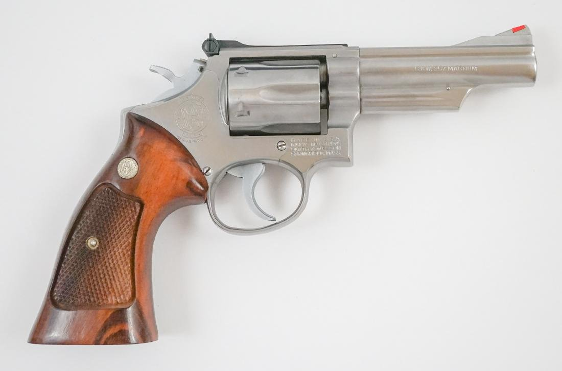 Smith & Wesson .357 Magnum Model 66 - 3