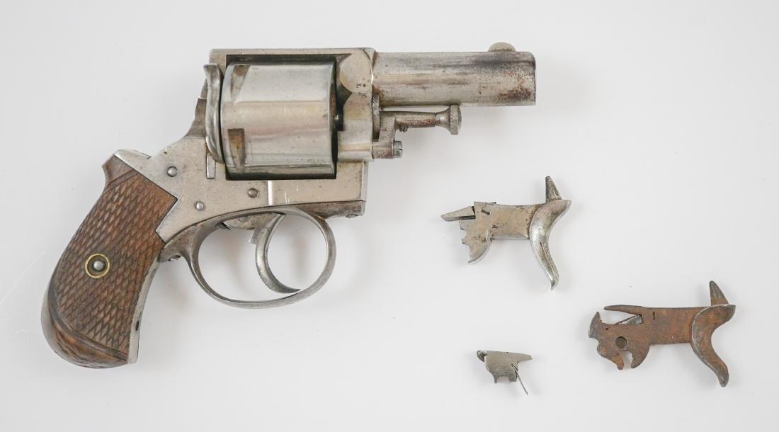 British Bulldog Gun Parts