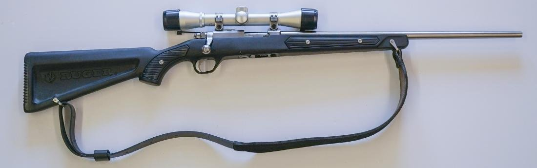 Ruger All-Weather 77/22 Bolt Action Rifle