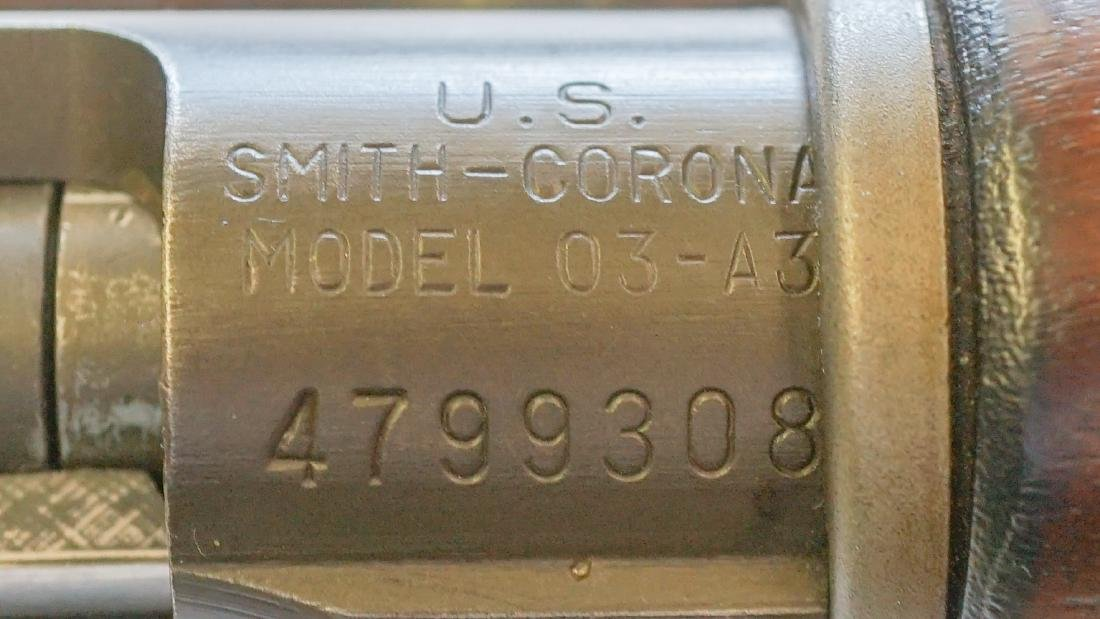 Smith-Corona Model 03-A3 Bolt Action Rifle - 3