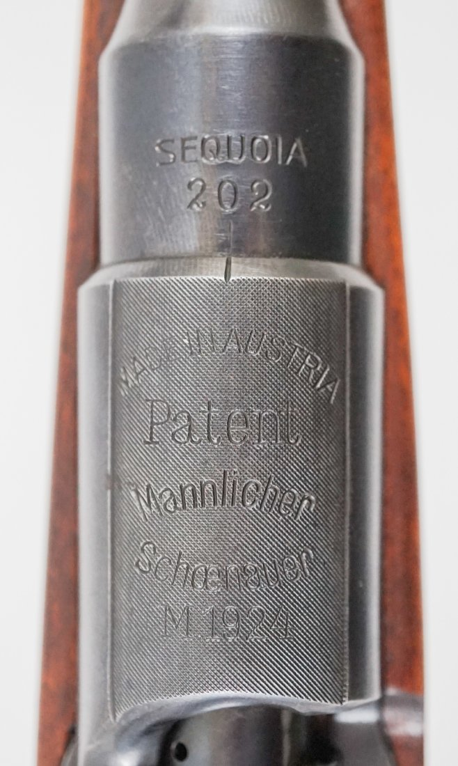 Steyr Mannlicher-Schoenauer Model 1924 Rifle - 5