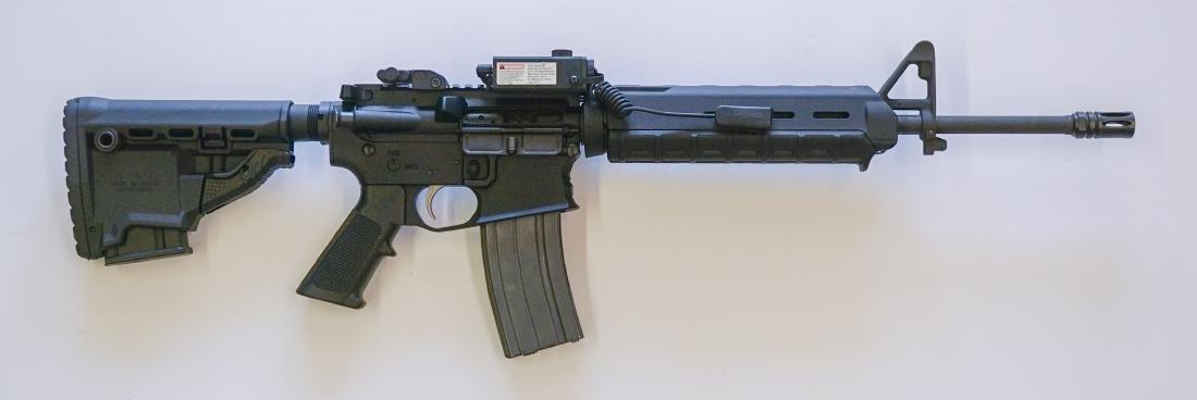 FAB Defense GL-MAG Rifle