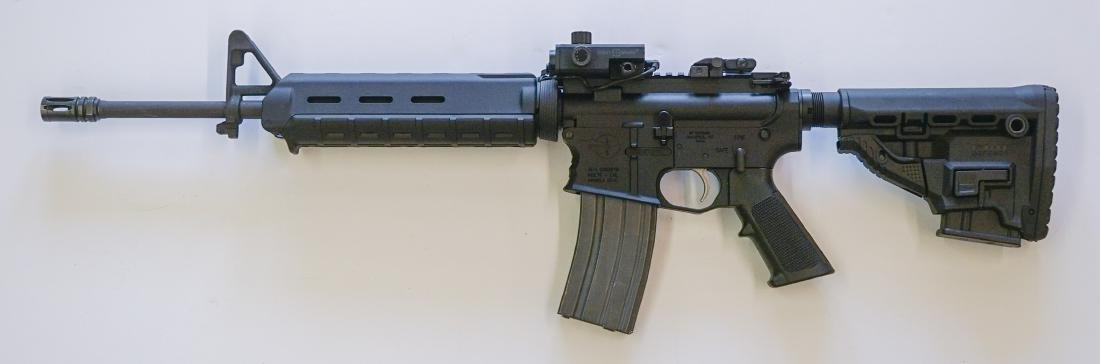 FAB Defense GL-MAG Rifle - 2