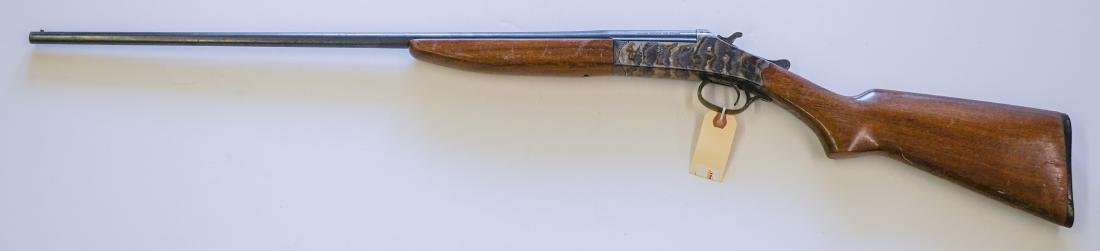 Stevens .410 Shotgun with Burned Finish - 2